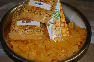 Bonbonmacher Sanddornbonbons