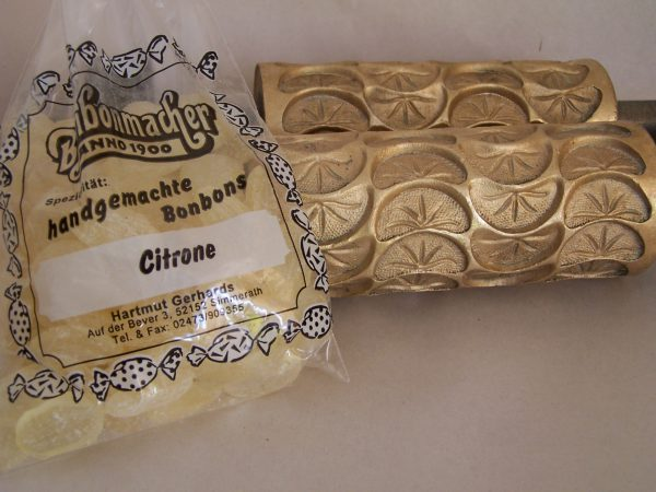 Bonbonmacher Citronenbonbon