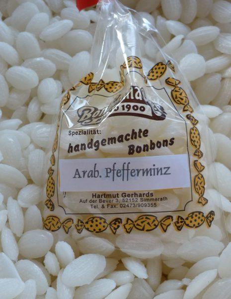 Bonbonmacher Arabische Pfefferminze