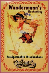 Bonbonmacher - Wandermann´s Rachenfrey