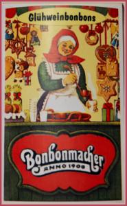 Bonbonmacher - Glühweinbonbons